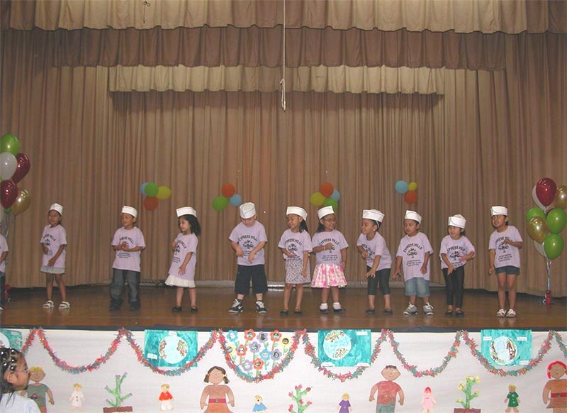 Head Start 2012 Stepping Up Ceremony
